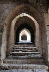Inner Fort at Krak des Chevaliers (from www.travelblog.org)