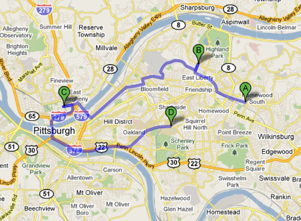 July 2014 How to write a PhD in a hundred steps or more – Maps and Directions Driving Route