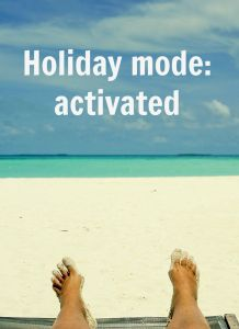 holiday-mode-activated