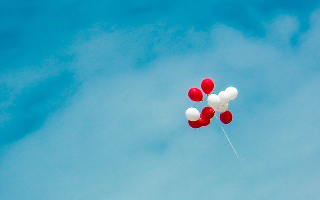 white and red balloons 907274 - Life, me and the PhD: learning to ask for, and accept, help
